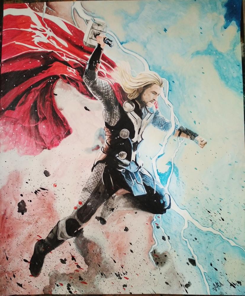 Thor by Erni